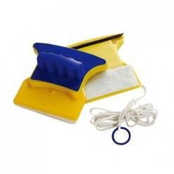 Щетка магнитная для мытья окон (для одинарного стекла). арт.RA-4092