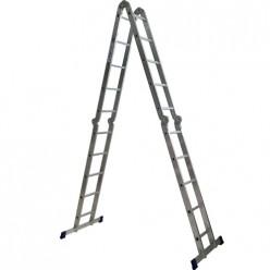 Лестница-трансформер алюмин.4*5 серия стандарт арт.TS4045