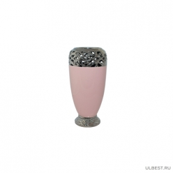 Ваза декоративная JEWEL Romantic h 30 (доломитовая керамика) (ПС0006-27)