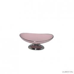 Ваза для фруктов JEWEL Romantic 20*12,5 (доломитовая керамика) (ПС0012-27)