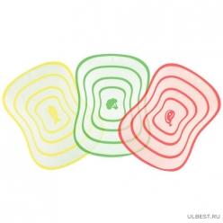 Набор разделочных досок DIVO, 30*40 см (3 шт) арт.008076
