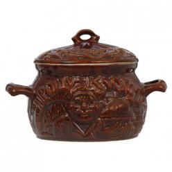 Супница Повар арт.2496 (керамика)