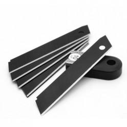 831495 Лезвия д/ножей VIRA сегментные, с воронением ,18 мм 5шт