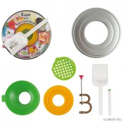 Набор для консервирования, 7 предметов арт.005207