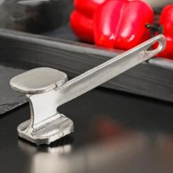 Молоток для отбивки мяса 90 гр 19,5х4,5 см арт.743609 Доляна