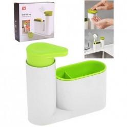 Органайзер с дозатором для мыла. арт.MO-1451
