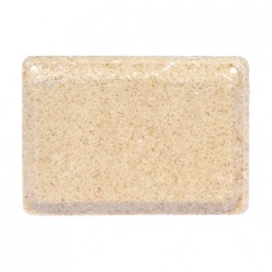 Соляной брикет с травами Ромашка, 1300 г для бани и сауны Банные штучки/ 9 32401