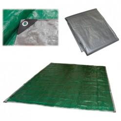 Тент хозяйственный универсальный Т-3х3, размер 3х3, плотность 100г/м2 (999084)