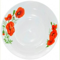 Миска суповая 18 см Маки арт.MFK09024