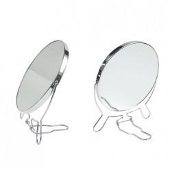 Зеркало настольное двухстороннее 9,5см (1/12/240)
