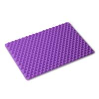 Коврик силиконовый 41*28*1.5см (прямоугольный) (7749)