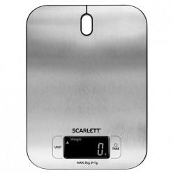 SC-KS57P99 Кухонные весы (сталь)
