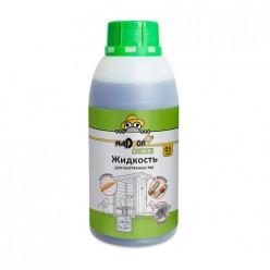 Жидкий концентрат для выгребной ямы и дачных туалетов 0,5л NADZOR