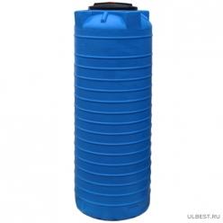 Емкость вертикальная VERT 500 голубая