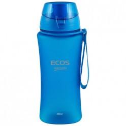 Бутылка для воды 480 мл ECOS SK5014 голубая арт.004735