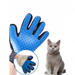 Перчатка для вычесывания домашних животных. арт.MO-1290A