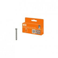 Гвозди для степлера 14 мм, тип 300, 1000 шт, Алмаз TDM (SQ1038-0401)