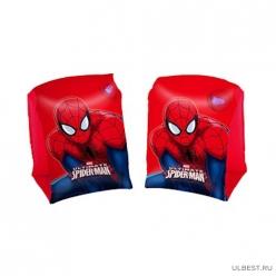 Нарукавники для плавания 23х15см, Spider-Man Bestway 98001 арт.030845