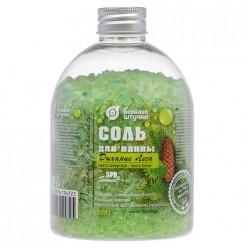 Соль для ванны Дыхание леса 500г Банные штучки / 6 32432