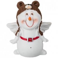 Фигурка Снеговик 4*3*5 см. 175-184