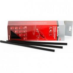 Стержни клеевые черные, 11x300 мм, 34 шт.// MATRIX арт.930744