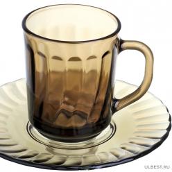 Набор чайный 12 пр ELICA ДЫМКА арт.62099