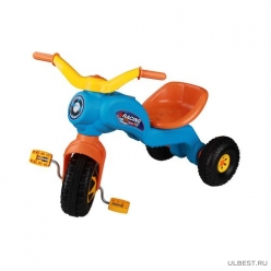 Велосипед трехколесный Чемпион (голубой)(уп.1) М5252