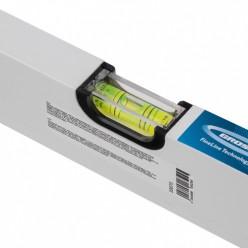 Уровень алюминиевый, 400 мм, фрезерованный, 2 глазка, магнитный// Gross арт.33670