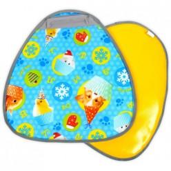 Ледянка игрушка ЛГП52 (525*500мм) принт ЛГП52 Nika