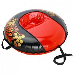 Тюбинг - ватрушка Хохлома, комфорт диаметр 93 см арт.3972702 г.Екатеринбург