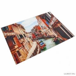 ДВ7-002 Доска разделочная стеклянная Венеция 30*40 см (14)