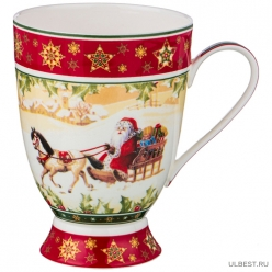 Кружка Christmas collection 370 мл 586-437