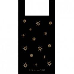 Пакет типа майка 30+16 х 60 (22) НД Артпласт Звезды МАЙ03754