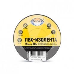 Изолента 15мм*20м черная AVIORA/200 305-004