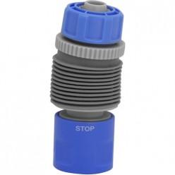 403082 Поворотный коннектор для угловых соединений FRUT 1/2'' с аквастопом