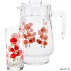 Набор питьевой 7 предметов ГИПНОЗИС арт.P7466