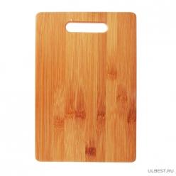 VETTA Гринвуд Доска разделочная бамбук, 30х20х0,9см (851-123)