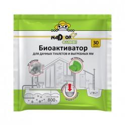 Биоактиватор для септиков и дачных туалетов 30 гр порошок универс. NADZOR