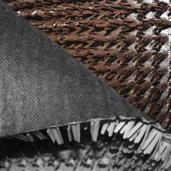 Щетинистое покрытие (ТЕМНЫЙ ШОКОЛАД) в рул. 15*0,9м