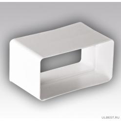 Соединитель пластик 60х204 620СКП