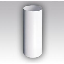 Воздуховод круглый ПВХ 125ВП1 D125 L=1м