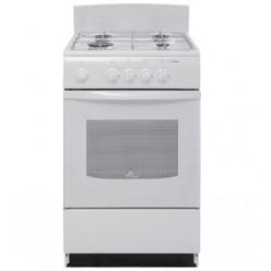 Газовая плита De Luxe 5040.38г белая