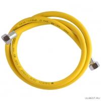 Газовый шланг ПВХ TUBOFLEX 1/2 2 м г/ш