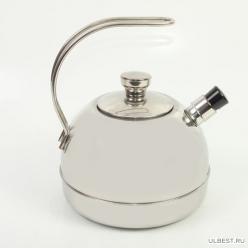 Чайник 3л со свистком и прутк. ручкой арт.1с957