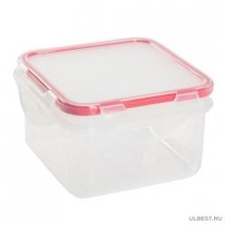 Контейнер для продуктов Clipso квадратный 1,2 л GR1845