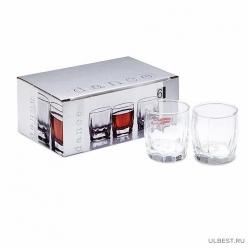 Набор стаканов DANCE 6 шт. 60 мл (водка) арт.42864B