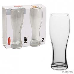 Набор стаканов PUB 2 шт. 500 мл арт.42528B