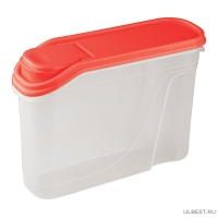 Ёмкость для сыпучих продуктов Бытпласт 1,5 л 4312218