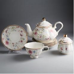 Набор чайный Beatrix Амелия МР026P/14 (14 предметов)