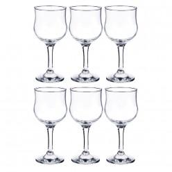 Набор бокалов для вина Pasabahce Tulipe 200 мл 6 шт